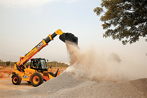 JCB 530-110 Telescopic Handlers Colombo