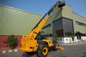 JCB 540-170 Telescopic Handlers Colombo