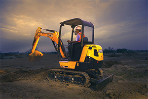 JCB 30PLUS Tracked Excavators Colombo