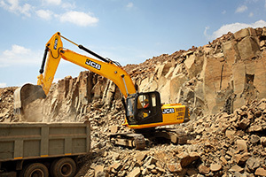 JCB JS205LC Tracked Excavators Colombo