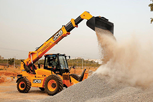 JCB Telescopic Handlers Colombo