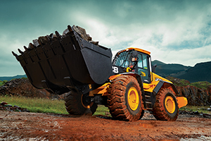 JCB Wheeled Loaders Colombo