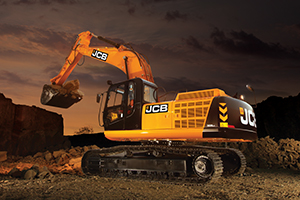 JCB Tracked Excavators Colombo